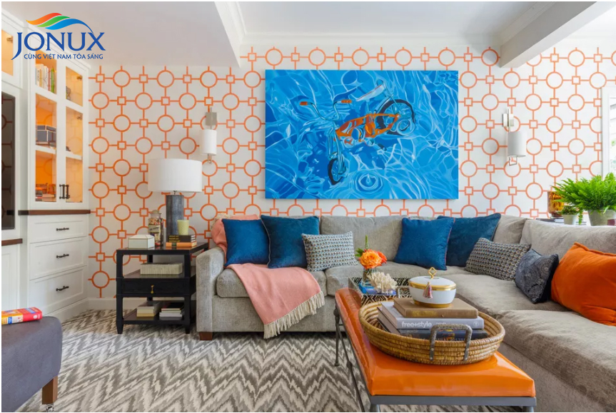 9 màu ấm áp mang cảm hứng trang trí cho ngôi nhà của bạn