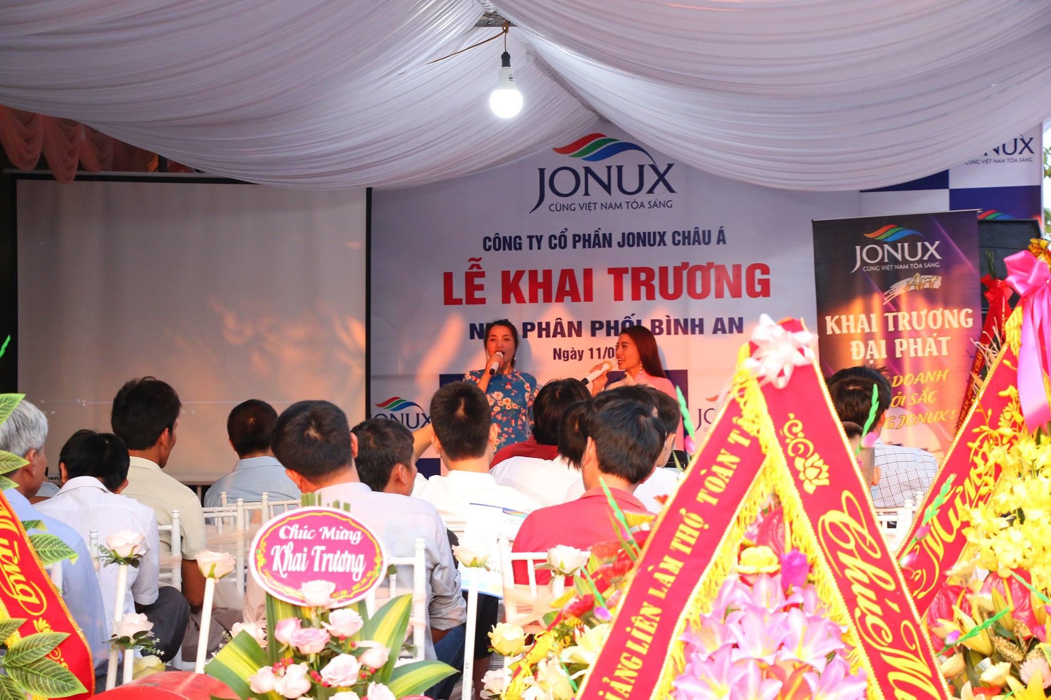 Khai Trương Nhà Phân Phối Bình An tại Thanh Hóa – Sơn Jonux Châu Á