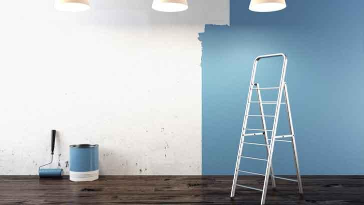 Bật mí những sai lầm khi sơn nội thất nhà ở? Có thể bạn chưa biết